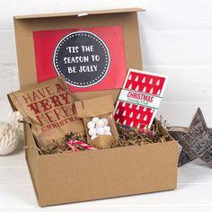 Children's Christmas Gift Hamper - christmas food & drink