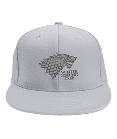 Click the image to get your Game of thrones hat! #gameothrones #got #gameofthrone #winteriscoming #gameofthronesmerchandise #gameofthroneshat