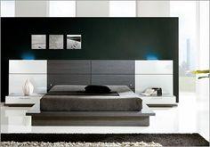 Imagen de http://decoracao.dicasenovidades.com.br/wp-content/gallery/camas-de-casal-baixas-modernas/camas-de-casal-modernas-29.jpg.