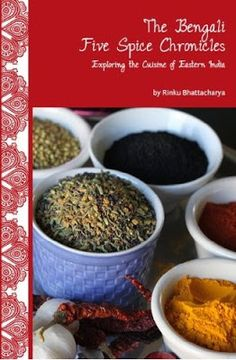 The Bengali Five Spice Chronicles #Cookbook #giveaway, WW, 12/12 #journeysofthezoo