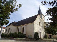 Eglise Saint-Loup, Champs sur Marne