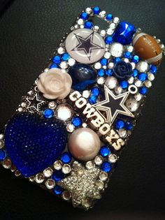 Dallas Cowboys by GlamxLife on Etsy, $45.00
