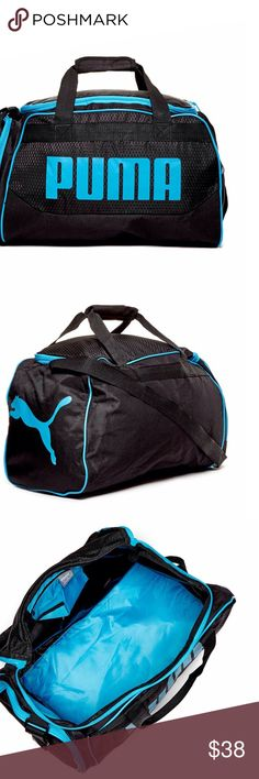 BNWT Puma Gym Bag Perfect for the gym! Brand new! Puma Bags Travel Bags