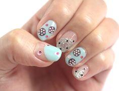 Nail Art: ◯, ◯ and ◯