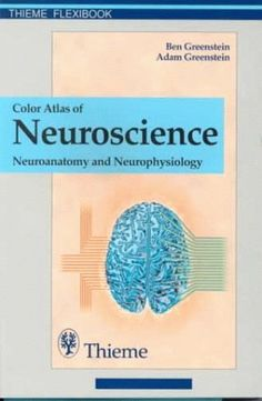 Color Atlas of Neuroscience: Neuroanatomy and Neurophysiology Pdf Download e-Book