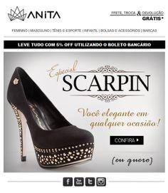 Anita Online - Email Marketing Scarpin