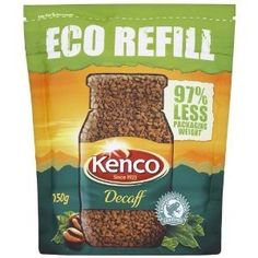Kenco Decaff Refill Instant Coffee Our Decaff coffee is made with a superior blend of the finest quality beans, expertly roasted to capture the unique smooth Kenco coffee taste Snack Recipes, Snacks, Coffee Tasting, Instant Coffee, Coffee Beans, Healthy Drinks, Roast, Chips, Image Link