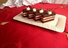 Cigányasszony szelet | Izabela Ráczová receptje - Cookpad receptek Sweet Recipes, Waffles, Food And Drink, Cooking Recipes, Drinks, Breakfast, Healthy Nutrition, Kuchen, Drinking