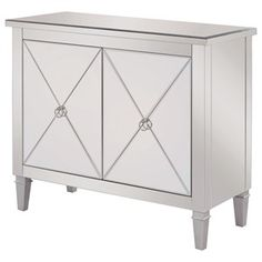 950742+Accent+Cabinet+with+Mirrored+Panels