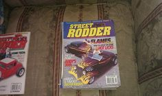Our item, STREET RODDER JANUARY 1997, is available.  Click image to buy. ($13.99)