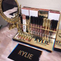 Trendy Makeup Kylie Jenner Make Up Tutorials Ideas Makeup Goals, Love Makeup, Makeup Inspo, Makeup Inspiration, Beauty Makeup, Makeup Ideas, Makeup Set, Makeup Tutorials, Hair Beauty
