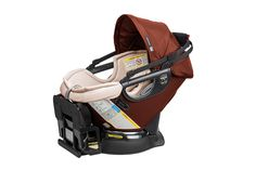 Orbit Baby's G3 Infant Car Seat  $440  Infant Car Seat G3 for children 4 - 30 lbs (1.8 - 13.6 kg) and 19 in - 32 in (48 cm - 81 cm)