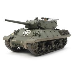 Tamiya M10 U.S. Tank Destroyer Plastic Model Kit, 1/35 Scale