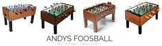 The best foosball table reviews and top picks