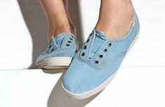 keds are a must!
