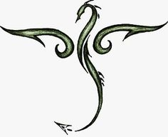 Tribal_Dragon_by_mordigen dragon tattoo designs Dragon Tattoo Arm, Celtic Dragon Tattoos, Small Dragon Tattoos, Dragon Tattoo For Women, Dragon Tattoo Designs, Tribal Dragon Tattoos, Dragon Tattoo Simple, Simple Dragon Drawing, Dragon Henna