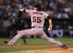 Pitcher Phenom Tim Lincecum