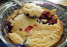 123 Berry Cobbler | AllFreeCasseroleRecipes.com