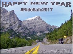 We would like to thank all of our viewers and sponsors for another great year, it's amazing how fast 2016 came and went. We have a lot of exciting things planned in 2017 and look forward to sharing them here on VRIDETV and on our social media networks.  Happy New Year everyone, all the best to you and yours in 2017. http://www.vridetv.com/blog.html