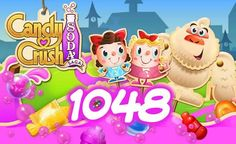 Candy Crush Soda Saga Level 1048