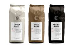 coffee, package design, layout, typography: