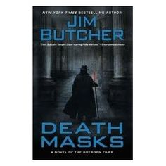 Dresden Files # 5: Death Masks by Jim Butcher