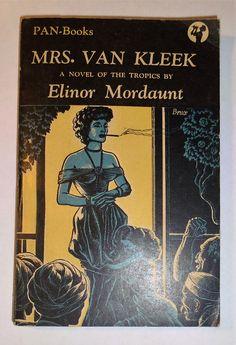 Mrs. Van Kleek by Elinor Mordaunt. Vintage Pan Books UK paperback cover.