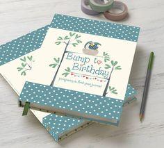 'Bump To Birthday' Journal