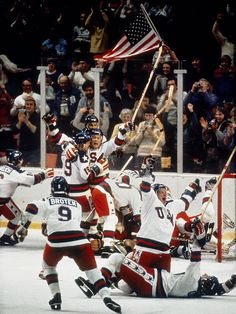 On Feb. 22, 1980, the Miracle on Ice took place during a medal-round men's ice hockey game between the United States and Soviet Union at the Winter Olympics in Lake Placid. The single, lasting image...