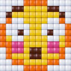 #watch-app #smiley #pixelhobby #emoticon #emotion #pixels #facebook