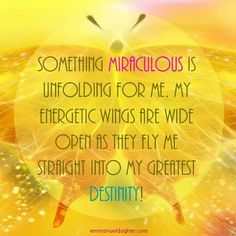 Emmanuel Dagher Facebook | Photo: #Affirmation: Something miraculous is…