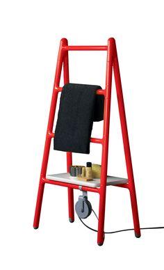 Scaletta freestanding radiator by Tubes
