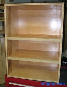 How to build upper wall cabinets | DIY | Pinterest ...