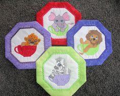 Animal Coasters