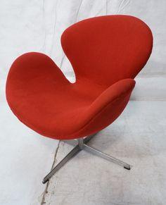 Swan Chair, mid 70s, Arne Jacobsen for Fritz Hansen