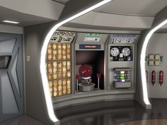 3D Classic Lost in Space Project