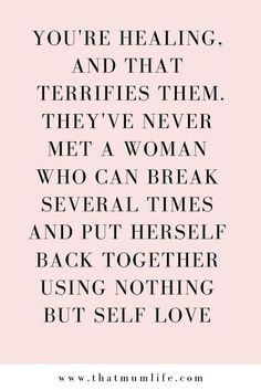 Looking for for ideas for positive quotes?Check out the post right here for very best positive quotes inspiration. These inspirational quotations will make you enjoy. Life Quotes Love, Quotes To Live By, Quotes For Self Love, Take Care Of Yourself Quotes, Best Woman Quotes, Quotes For Being Strong, Quotes For You, Best Quotes For Girls, Truth Quotes Life