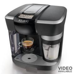 Keurig Rivo R500 Cappuccino & Latte Brewing System