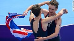 A potent mix of intense rivalry and brotherly love has created one of the most compelling sports stories as Alistair and Jonny Brownlee seek triathlon supremacy.