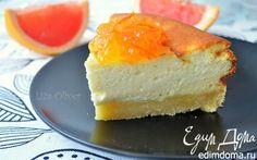 Йогуртовый чизкейк | Кулинарные рецепты от «Едим дома!»