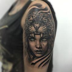 "1,870 Me gusta, 33 comentarios - O K A M I   T A T T O O (@okamitattoo) en Instagram: ""Primer trabajo en mi colaboración con @zeta_tattoo en @zetatattoo.studio ! Ink: @viking_inks…"""