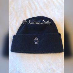 PRICE drop!!! AX beanie Black A/X beanie price is firm Armani Exchange Accessories Hats