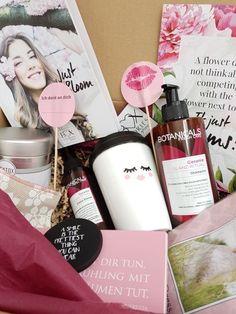 Im März jagte ein Event das andere. Unter anderem war ich gleich bei zwei Events vom Gofeminin Bloggerclub eingeladen. Hier wurde die neue Box Just Bloom gelauncht.