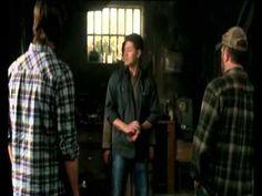 Dean: Cas, get out of my ass!