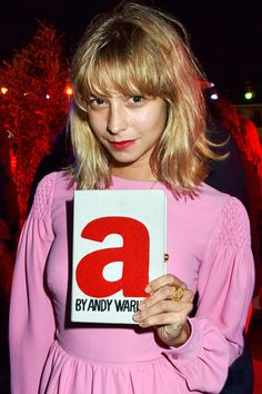 Gina Ketchup loves Olympia Le Tan's clutch version of A by Andy Warhol