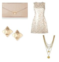"""""""Date night #2"""" by jaydahrich ❤ liked on Polyvore featuring Dolce&Gabbana, Accessorize, Valentino and Vince Camuto"""