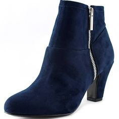 Bcbgeneration Women's 'datto ' Faux Suede Boots (Blue - Size 11)
