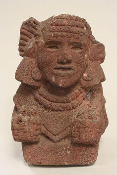 Seated Female Deity