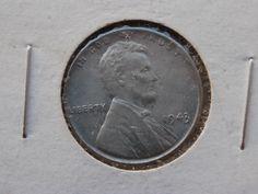 1943 STEEL (WARTIME) PENNY