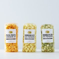 La Boîte Popcorn at the Food52 Holiday market - Meet the Maker and sample
